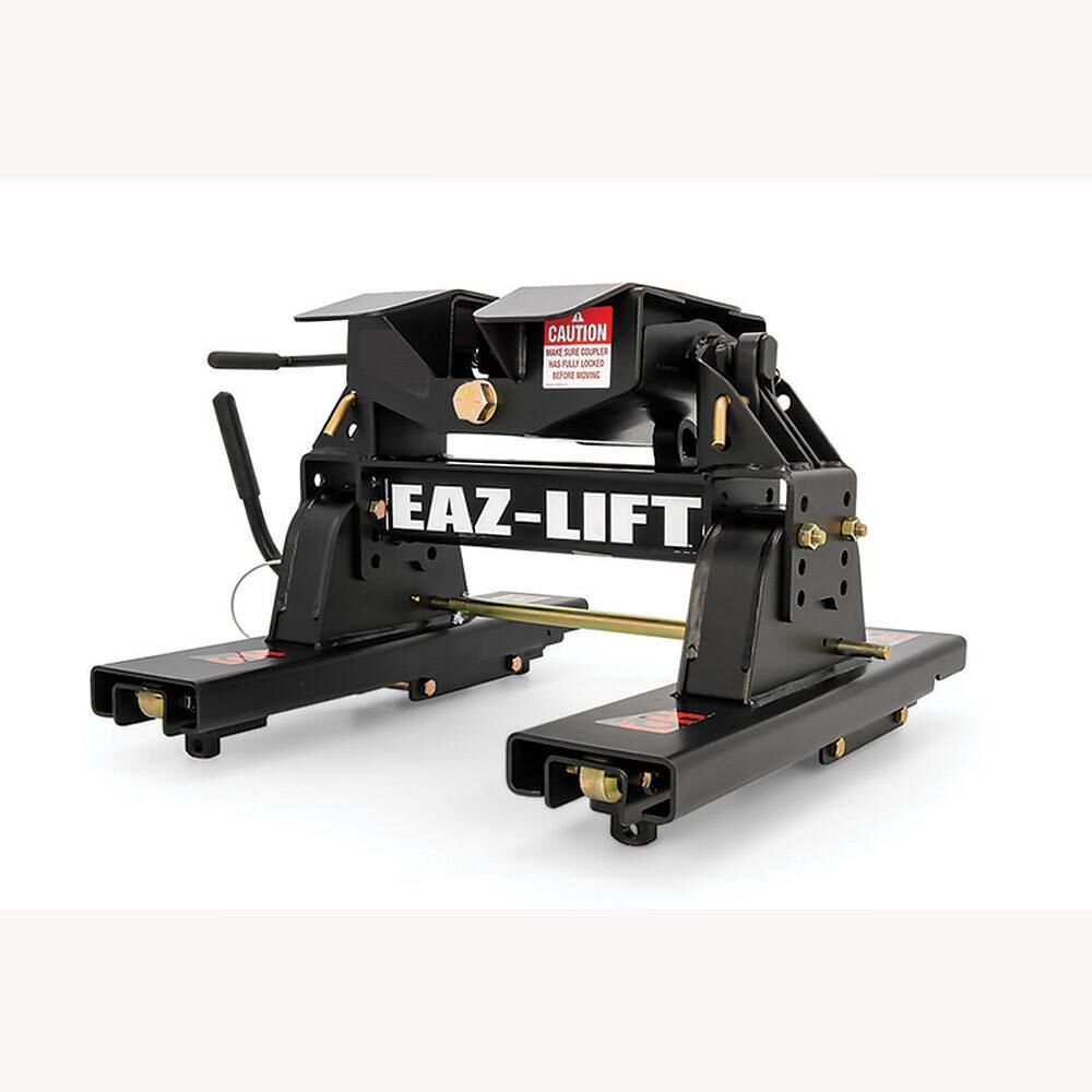 5th Wheel Slider Hitch >> Eaz Lift 5th Wheel Hitches 16k With Slider Camping World