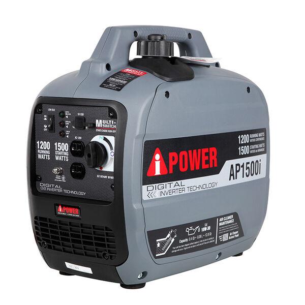 A-iPower 1500 Watt Inverter Generator