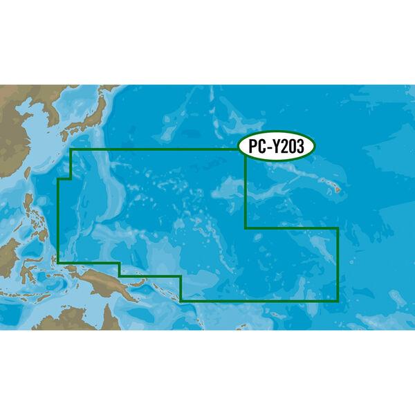 C-MAP MAX-N+ PC-Y203, Carolinas, Kiribati, Marshall, And Marinas