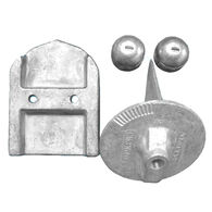 Martyr Anode Kit For Mercruiser Alpha Generation I, Aluminum
