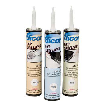 Dicor HAPS-Free Self-Leveling Lap Sealant