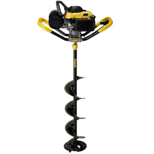 "Jiffy 46X-Treme Ice Auger with 6"" Stealth STX Drill Assembly"