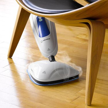 Steamboy Floor Mop w/Microfiber Pads