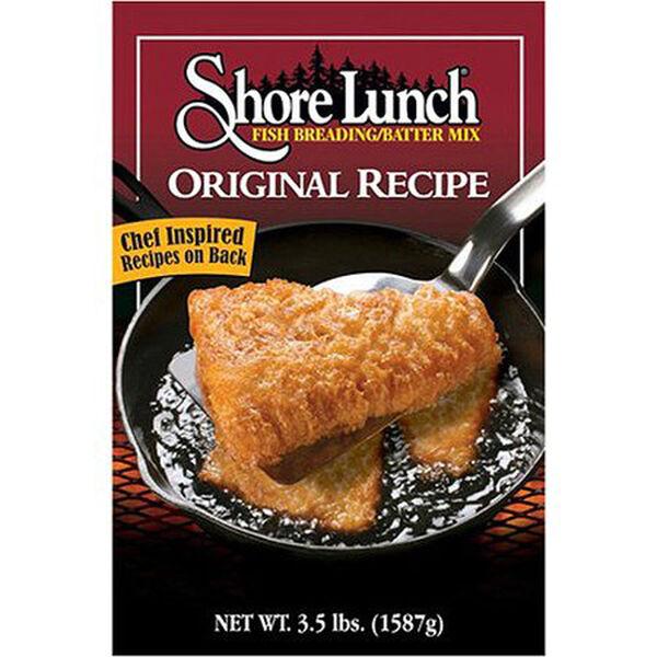 Shore Lunch Original Recipe Fish Breading/Batter Mix, 3.5-lb. Box