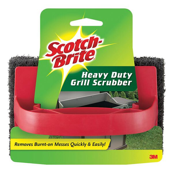 Scotch-Brite Grill Scrubber