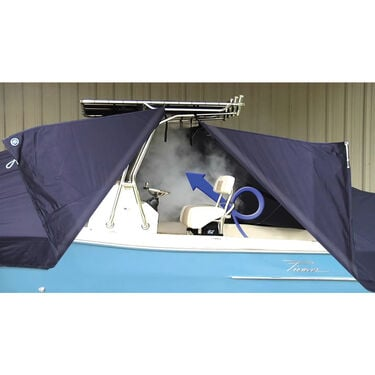 Taylor Made T-Top Boat Cover for Pioneer 180