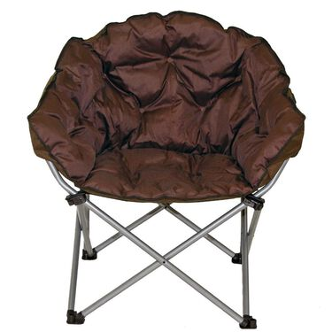 Brown Club Chair