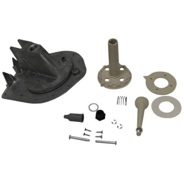 Base Plate Assembly Kit for Sensar/Rayzar Antennas - Ivory