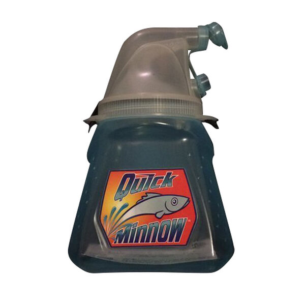 Quick Minnow Dispensing Bucket