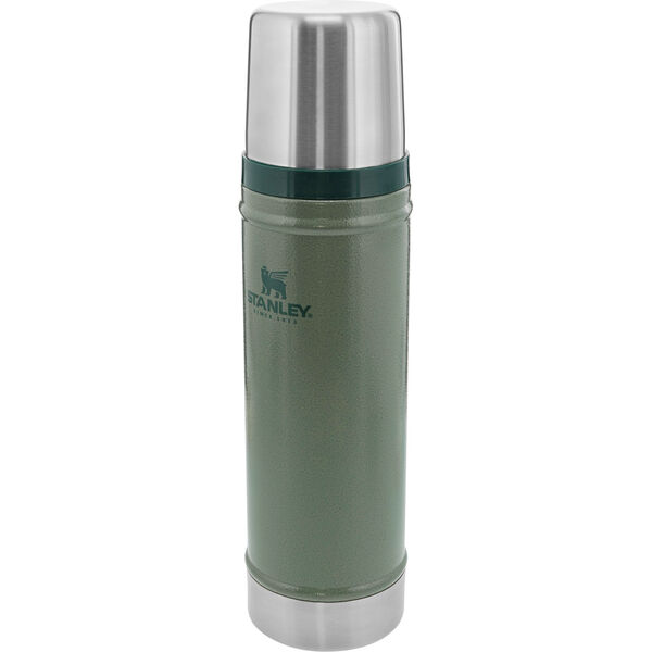 Stanley Classic Vacuum Bottle, Small 20 oz.--Green