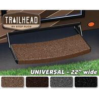 "Trailhead Universal RV Step Rugs, 22""W, Buckskin Brown"