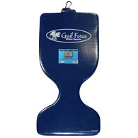 Gail Force Extra Thick Saddle Float - Navy