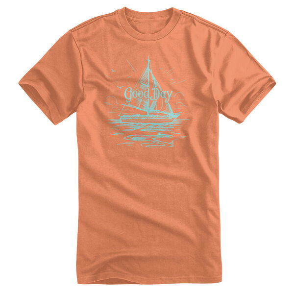 Coastal Men's Good Day Short-Sleeve Tee