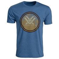 Vortex Short Sleeve Fade Out T-Shirt