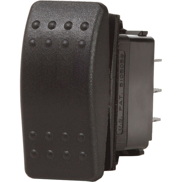 Blue Sea Systems Contura II Switch, SPDT (ON)-OFF-(ON)
