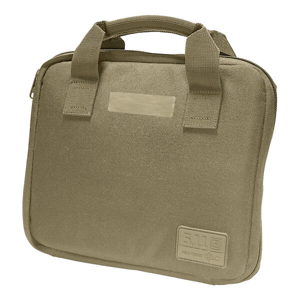 5.11 Tactical Single Pistol Case, Sandstone