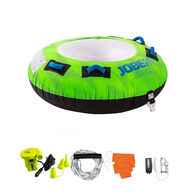 Jobe Rumble 1-Person Towable Tube Package, Green