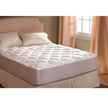 Ultra Plush Mattress Pad, Queen