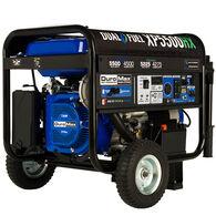 DuroMax 5,500-Watt 210cc Dual Fuel Portable Generator with CO Alert