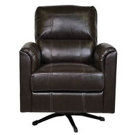Allure Furniture Swivel Rocker, Montaigne Seal