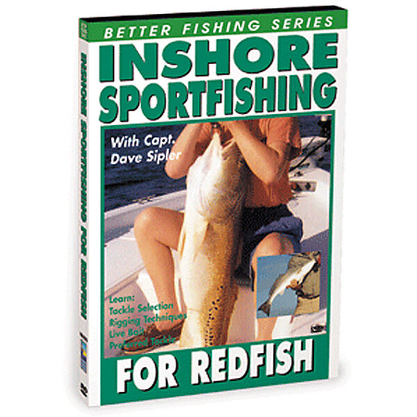 Bennett DVD - Inshore Sportfishing For Redfish