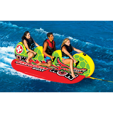 WOW Dragon Boat Towable Tube