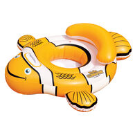 Swimline Clownfish Baby Pool Float