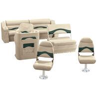 Toonmate Premium Pontoon Furniture Package, Pontoon Fishing Group