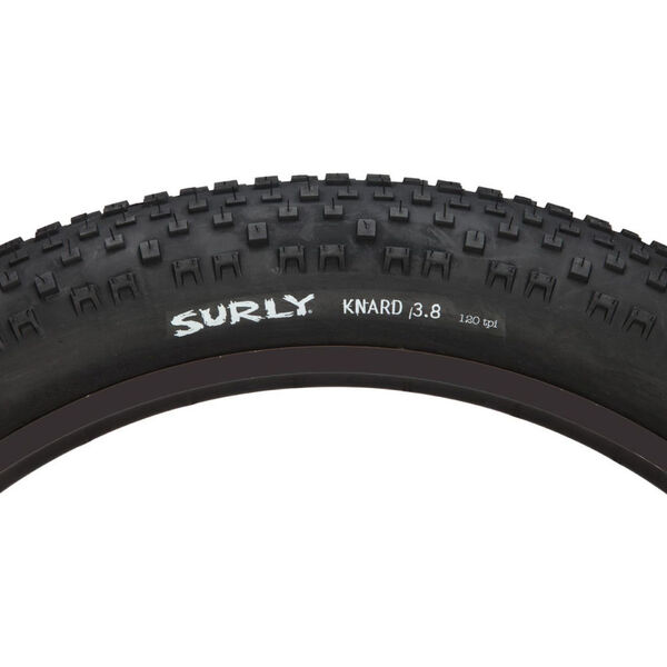 "Surly Knard Fat Bike Tire, 26 x 3.8"""