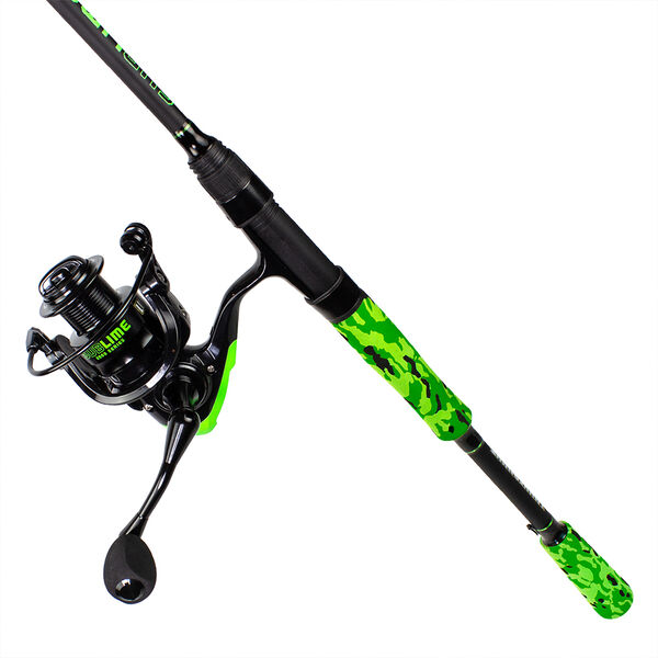 Lunkerhunt Sublime Spinning Combo