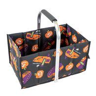 Happy Halloween Folding Picnic Caddy