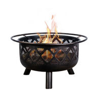 Bond Manufacturing Crofton Wood Burning Fire Pit