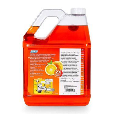 Camco Ultra-Concentrate RV Toilet Treatment, Orange Scent, 1 Gallon