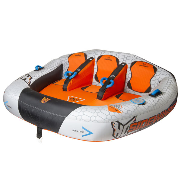 HO Sidewinder 3-Person Towable Tube Package