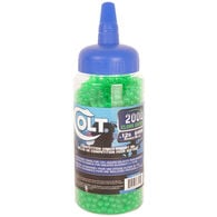 Palco Colt Competition Grade Airsoft BBs, 12-ga., 6mm, 2000-ct.