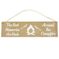 Around the Campfire Wall Hanging