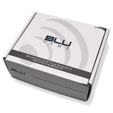 BLU Tire Pressure & Temperature Monitoring System, External 1-100psi, Set of 3