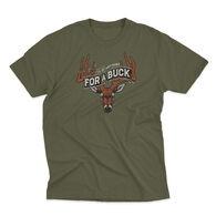 Field Duty Men's For A Buck Short-Sleeve Tee