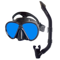 Head Cobalt Ice Mask/Purge Snorkel Set
