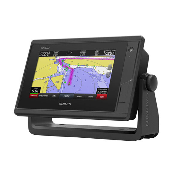 "Garmin GPSMAP 742 7"" Touchscreen Chartplotter With No Sonar"