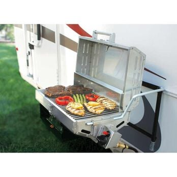 RV Grill Steel Mounting Rail | Camping World