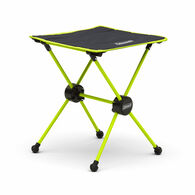 Coleman Mantis Space-Saving Full-Size Side Table, Black