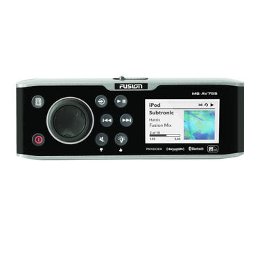 Fusion Marine Entertainment System with DVD/CD Player