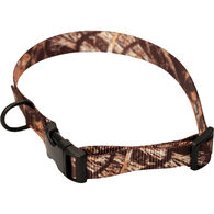 "Scott Pet Adjustable Nylon Camo Collar, Large, 1"" Width x 12-18"" Dia."