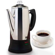 12 Cup Automatic Tea & Coffee Percolator