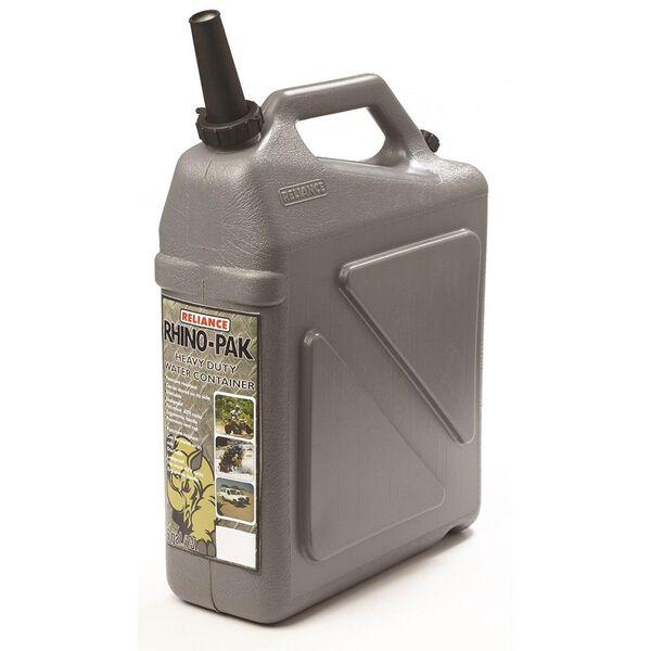 Reliance Rhino Pak Heavy Duty Water Container