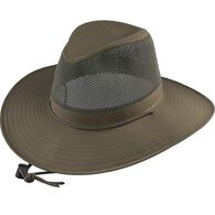 Aussie Crushable Hat- Olive, Large