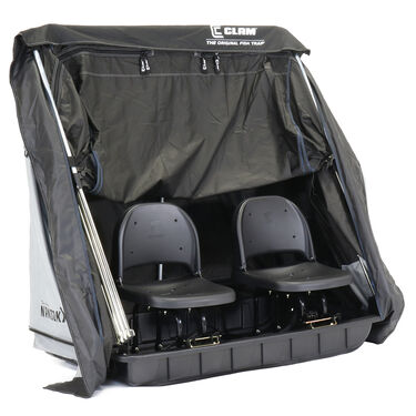 Clam Outdoors Nanook XL Flip-Over Fish House