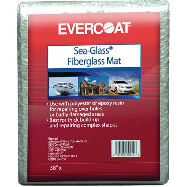 Evercoat Sea-Glass Fiberglass Mat, 3 sq. yd.