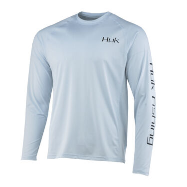 Huk Air Bass Pursuit Long Sleeve Shirt
